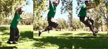 forward leap