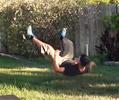 back bounce