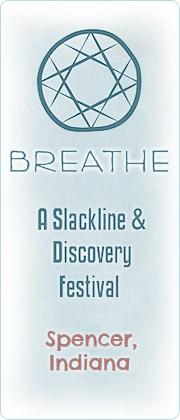 Breathe - Slackline & Discovery Festival