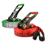 Baseline and Aggroline from Slackline Industries