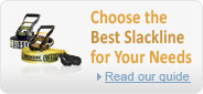 choose the best slackline for your needs