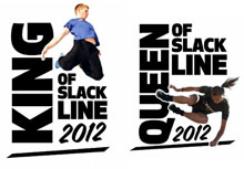 King of Slackline 2012 logo