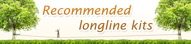 Recommended longline kits