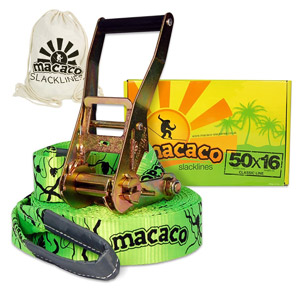 product image of the Macaco slackline